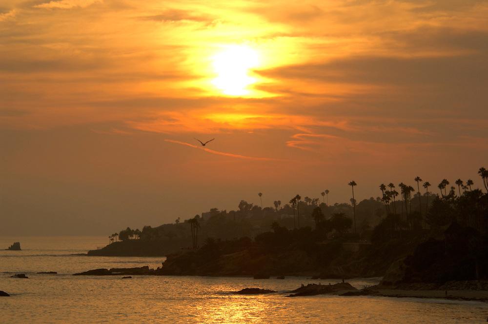 Sunset, Laguna Beach, California, United States of America