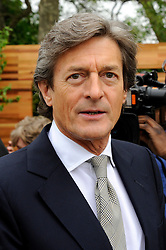 Nigel Havers at the opening of the Chelsea Flower  Show, Monday, 21st May 2012  Photo by: Chris Joseph / i-Images