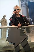 AMANDA ELIASCH, David Hockney RA: 82 Portraits and 1 Still-life. Royal Academy of Arts. Piccadilly. London. 28 June 2016