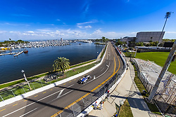 March 8, 2019 - St. Petersburg, Florida, U.S. - GRAHAM RAHAL (15) of the United States goes through the turns during practice for the Firestone Grand Prix of St. Petersburg at Temporary Waterfront Street Course in St. Petersburg, Florida. (Credit Image: © Walter G Arce Sr Asp Inc/ASP)