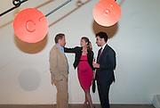 TOMASO CREMONESI; CATALINA MARCH; RODRIGO CORTES;, Pilar Ordovas hosts a Summer Party in celebration of Calder in India, Ordovas, 25 Savile Row, London 20 June 2012