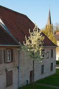 Historische Salzhäuser, Sulzbach, Saar, Saarland, Deutschland