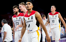 Maodo Lo of Germany during basketball match between National Teams of Germany and France at Day 10 in Round of 16 of the FIBA EuroBasket 2017 at Sinan Erdem Dome in Istanbul, Turkey on September 9, 2017. Photo by Vid Ponikvar / Sportida