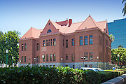 Old Orange County Courthouse in Santa Ana