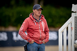 Philippaertsd Nicola, BELAlex Tyler-Morris, GBR , groom for Harrie Smolders<br /> Longines FEI Jumping Nations Cup™ Final<br /> Barcelona 20128<br /> © Hippo Foto - Dirk Caremans<br /> 07/10/2018