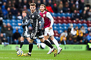 Leicester City midfielder James Maddison in action during the Premier League match between Burnley and Leicester City at Turf Moor, Burnley, England on 19 January 2020.