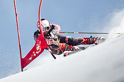 13.10.2010, Hintertuxer Gletscher, Tux, AUT, OeSV Alpin Herren, Riesentorlauf Qualifikationslaeufe, im Bild Dalibor Samsal CRO. EXPA Pictures © 2010, PhotoCredit: EXPA/ J. Groder