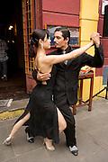 Tango dancers, Buenos Aires, Argentina