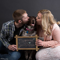 My two favorite people are getting married!