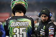 2012 AMA Supercross Series.Rogers Centre.Toronto, Ontario.March 24, 2012
