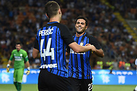 esultanza gol Eder gaol celebration<br /> Milano 28-05-2017, Stadio Giuseppe Meazza, Football Calcio 2016/2017 Serie A, Inter-Udinese, Foto Image Sport/Insidefoto