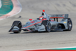 February 12, 2019 - U.S. - AUSTIN, TX - FEBRUARY 12: Will Power (12) in a Chevrolet powered Dallara IR-12 at turn 13 during the IndyCar Spring Training held February 11-13, 2019 at Circuit of the Americas in Austin, TX. (Photo by Allan Hamilton/Icon Sportswire) (Credit Image: © Allan Hamilton/Icon SMI via ZUMA Press)