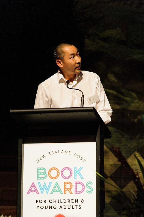 Photo: Mark Tantrum / Booksellers New Zealand.