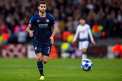 November 6, 2018 - London, Greater London, England - Gastón Pereiro of PSV Eindhoven during the UEFA Champions League Group Stage match between Tottenham Hotspur and PSV Eindhoven at Wembley Stadium, London, England on 6 November 2018. Photo by Salvio Calabrese. (Credit Image: © AFP7 via ZUMA Wire)