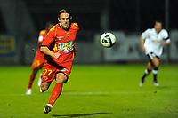 Fotball<br /> Frankrike<br /> Foto: Dppi/Digitalsport<br /> NORWAY ONLY<br /> <br /> FOOTBALL - FRENCH CHAMPIONSHIP 2010/2011 - L2 - SCO ANGERS v LE MANS FC - 19/10/2010 <br /> <br /> THORSTEIN HELSTAD (LE MANS FC)