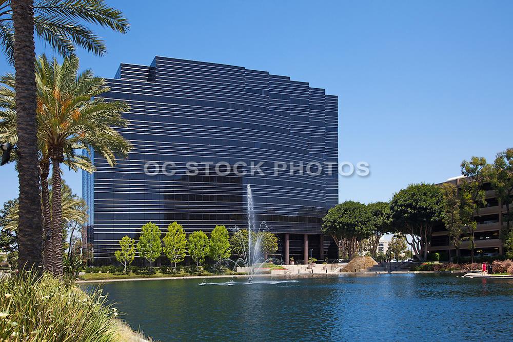 Hutton Centre at MacArthur Place in Santa Ana California