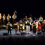 Vaud and the Villains at The Music Hall in Portsmouth, NH. July 2012.