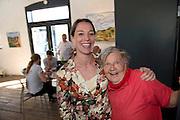 1. Maj i Bogense<br /> Milj&oslash;minister Kirsten Brosb&oslash;l