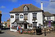 The King's Arms pub, Marazion, Cornwall, England, UK