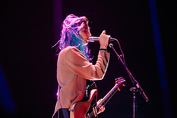 Warpaint performs at The Bill Graham Civic Auditorium - San Francisco, CA - 4/17/14