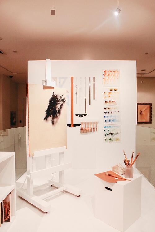 Contemporary Filipino art exhibition at Ayala Museum, Manila