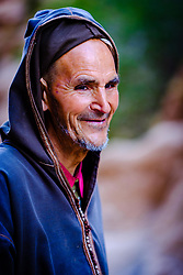 Portrait of a Berber man in southern Morocco<br /> <br /> (c) Andrew Wilson | Edinburgh Elite media