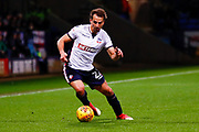 Bolton Wanderers midfielder Filipe Morais (22) in action  during the EFL Sky Bet Championship match between Bolton Wanderers and Sunderland at the Macron Stadium, Bolton, England on 20 February 2018. Picture by Simon Davies.