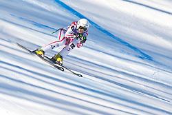22.01.2011, Tofana, Cortina d Ampezzo, ITA, FIS World Cup Ski Alpin, Lady, Cortina, Abfahrt, im Bild Regina Mader (AUT, #5) // Regina Mader (AUT) during FIS Ski Worldcup ladies Downhill at pista Tofana in Cortina d Ampezzo, Italy on 22/1/2011. EXPA Pictures © 2011, PhotoCredit: EXPA/ J. Groder