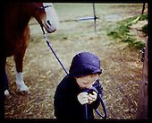 La thérapie avec le cheval