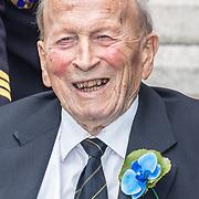 NLD/Hilversum/20180829 -   Prinses Beatrix bij Genootschap van Engelandvaarders, Jan Staal