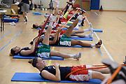team<br /> Nazionale Femminile Senior Allenamento<br /> FIP 2017<br /> Roma, 16/05/2017<br /> Foto Ciamillo-Castoria / G. Ciamillo
