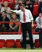 Photo: Steve Bond/Richard Lane Photography. <br />Nottingham Forest v Yeovil Town. Coca-Cola Football League One. 03/05/2008. Colin Calderwood yells instructions