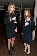SARAH HAMMOND; RITA LEWIS, InStyle Best Of British Talent , Shoreditch House, Ebor Street, London, E1 6AW, 26 January 2011