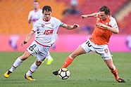 Brisbane Roar v Adelaide United - 13 Oct 2017