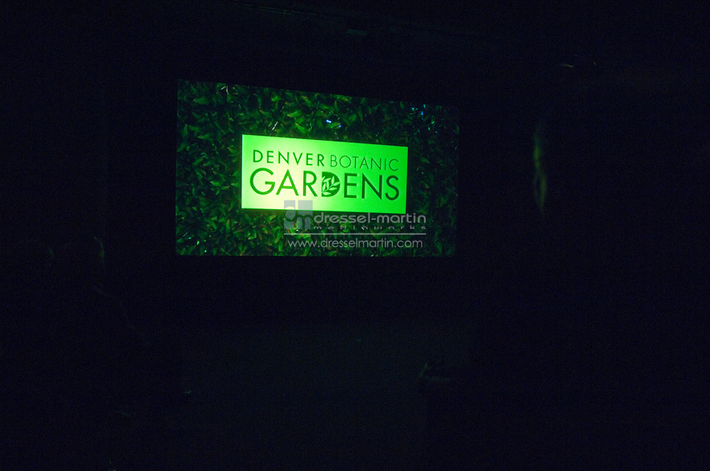 Denver Botanic Gardens, Re-branding & capital campaign kick-off
