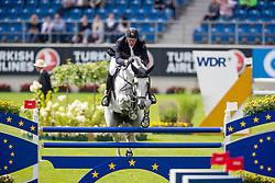 Vrieling Jur, NED, Dallas VDL<br /> CHIO Aachen 2019<br /> Weltfest des Pferdesports<br /> © Hippo Foto - Stefan Lafrentz<br /> Vrieling Jur, NED, Dallas VDL