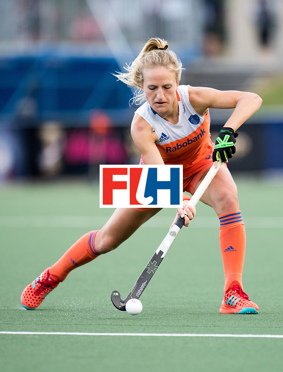 AUCKLAND - Sentinel Hockey World League final women<br /> Match id: 10299<br /> 09 NED v KOR (Pool A)<br /> Foto: Lauren Stam.<br /> WORLDSPORTPICS COPYRIGHT FRANK UIJLENBROEK