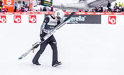 17.03.2019, Vikersundbakken, Vikersund, NOR, FIS Weltcup Skisprung, Raw Air, Vikersund, Einzelbewerb, Herren, im Bild Yukiya Sato (JPN) // Yukiya Sato of Japan during the individual competition of the 4th Stage of the Raw Air Series of FIS Ski Jumping World Cup at the Vikersundbakken in Vikersund, Norway on 2019/03/17. EXPA Pictures © 2019, PhotoCredit: EXPA/ JFK