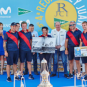 Entrega de premios Regata Rey Juan Carlos 2018