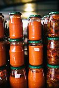 Chillis for piri-piri at Central Market, Maputo