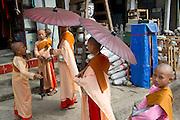 Yangon (Rangoon) Myanmar (Burma) January 2012