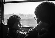 Tåg ut i världen