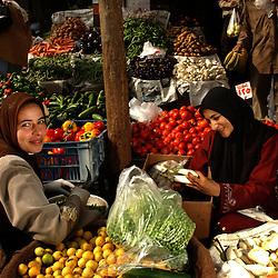 Cairo, Egpyt: Market scenes from Cairo, Egypt. (Photo Ami Vitale)