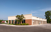 Exterior Image of North Point Crossing Retail exterior by Jeffrey Sauers of Commercial Photographics, Architectural Photo Artistry in Washington DC, Virginia to Florida and PA to New England