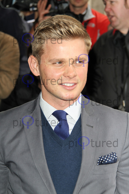 LONDON - MARCH 13: Jeff Brazier attends the TRIC Awards at the Grosvenor House Hotel, London, UK. March 13, 2012. (Photo by Richard Goldschmidt)