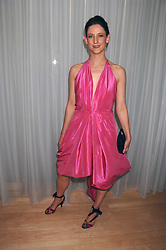 MARIA GRACHVOGEL at the Lauren-Perrier 'Pop Art' Pink Party in aid of Capital 95.8's Help A London Child, held at Suka at the Sanderson Hotel, 50 Berners Street, London W1 on 25th April 2007.<br />