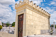 Holguin cemetery, Cuba.