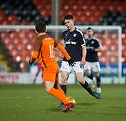 Callum Moore - Dundee United v Dundee, SPFL Under 20 Development League at Tannadice Park, Dundee<br /> <br />  - © David Young - www.davidyoungphoto.co.uk - email: davidyoungphoto@gmail.com