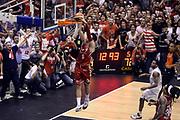 DESCRIZIONE : Campionato 2013/14 Finale Gara 7 Olimpia EA7 Emporio Armani Milano - Montepaschi Mens Sana Siena Scudetto<br /> GIOCATORE : Alessandro Gentile <br /> CATEGORIA : Schiacciata Sequenza<br /> SQUADRA : Olimpia EA7 Emporio Armani Milano<br /> EVENTO : LegaBasket Serie A Beko Playoff 2013/2014<br /> GARA : Olimpia EA7 Emporio Armani Milano - Montepaschi Mens Sana Siena<br /> DATA : 27/06/2014<br /> SPORT : Pallacanestro <br /> AUTORE : Agenzia Ciamillo-Castoria /GiulioCiamillo<br /> Galleria : LegaBasket Serie A Beko Playoff 2013/2014<br /> FOTONOTIZIA : Campionato 2013/14 Finale GARA 7 Olimpia EA7 Emporio Armani Milano - Montepaschi Mens Sana Siena<br /> Predefinita :