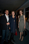GORD RAY; ALLANAH WESTON; VIOLET FRASER. Wallpaper magazine celebrates the second guest editors issue. Pre-launch of  Paramount at Centrepoint.London 16 September 2008. *** Local Caption *** -DO NOT ARCHIVE-© Copyright Photograph by Dafydd Jones. 248 Clapham Rd. London SW9 0PZ. Tel 0207 820 0771. www.dafjones.com.